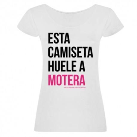 Camiseta gasolina chica